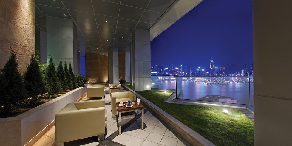 Hotel Panorama by Rhombus, Sky Garden