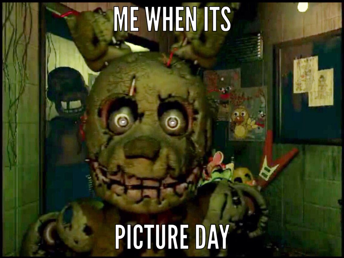 Scary Five Nights At Freddy's Memes What Is That I Have Never Seen That Before Kill It With Fire Posting For That Anime Fnaf Five Nights At Freddy S Fnaf Funny anime fnaf