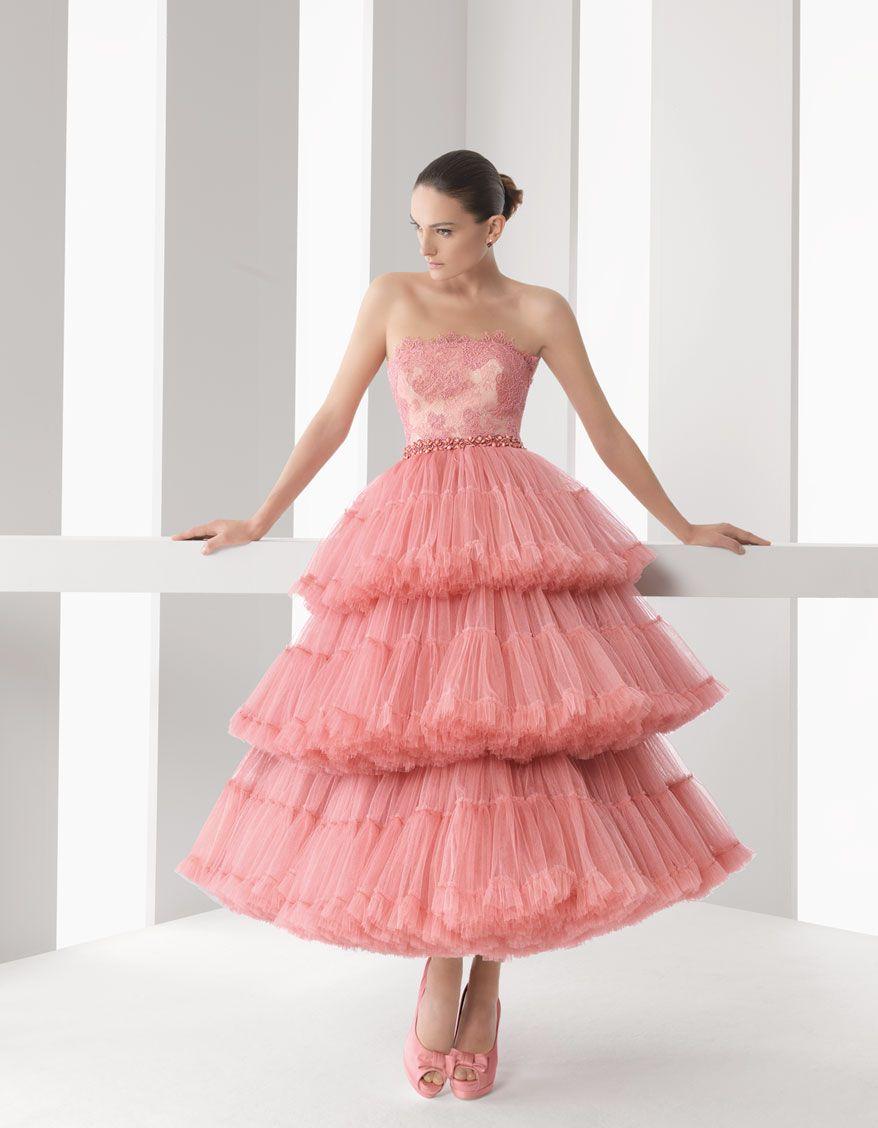 Rosa Clara Cocktail Collection, Gown # 270. | BODAS >>> | Pinterest ...