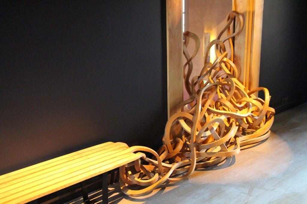 Exceptional Pablo Reinoso   Veuve Clicquot Hotel Du Marc Reims