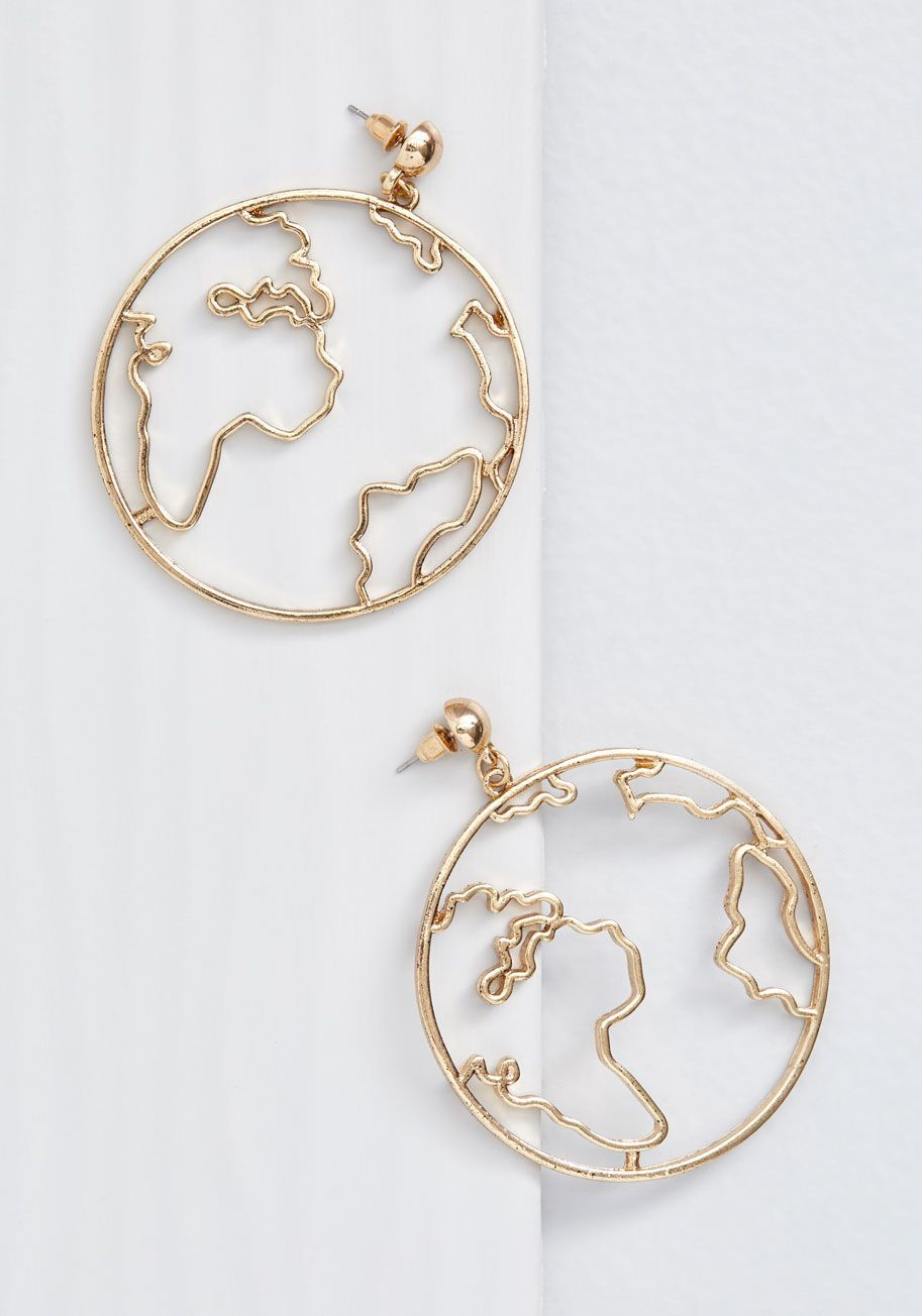 Photo of Run the World Globe Earrings –  Sie sind an der richtigen Stelle für  jewelry o…