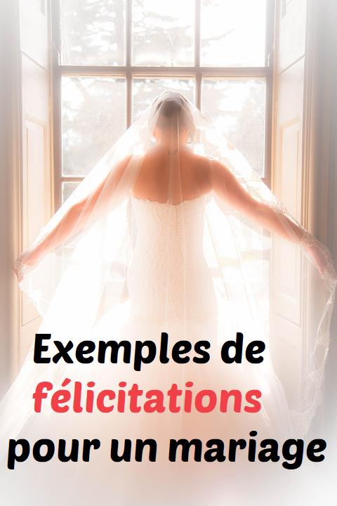 Exemples De Felicitations Mariage Texte Felicitation Mariage Felicitations Mariage Message Mariage