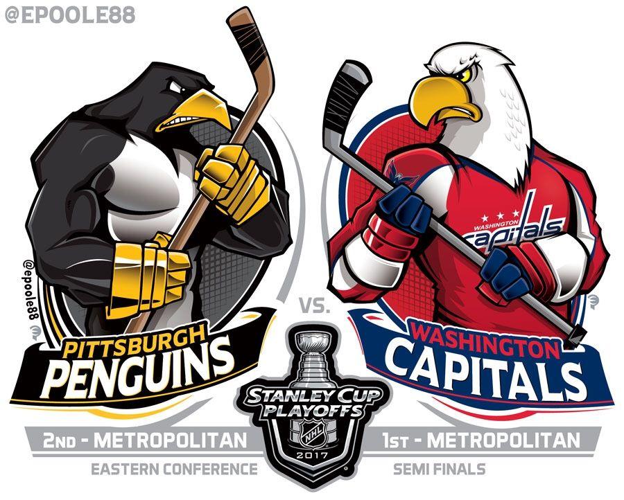 Nhl 2nd Round Penguins V Capitals Stanleycup Nhl Nhl Allcaps