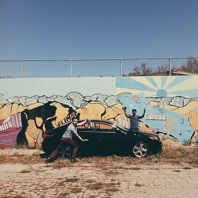 2014 Acura ILX Black Sedan Exterior Side View Graffiti