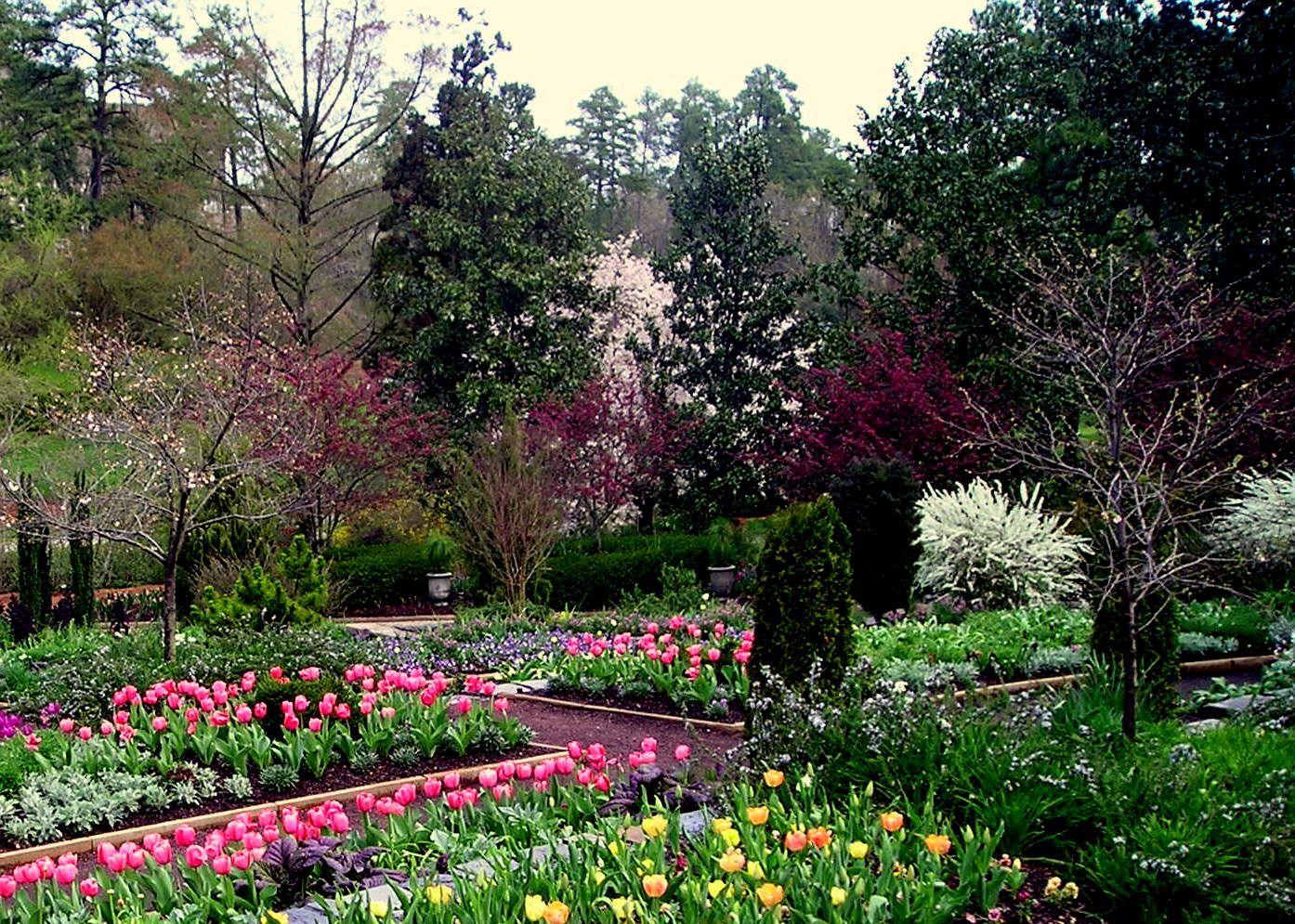 Sarah P Duke Gardens Durham Nc