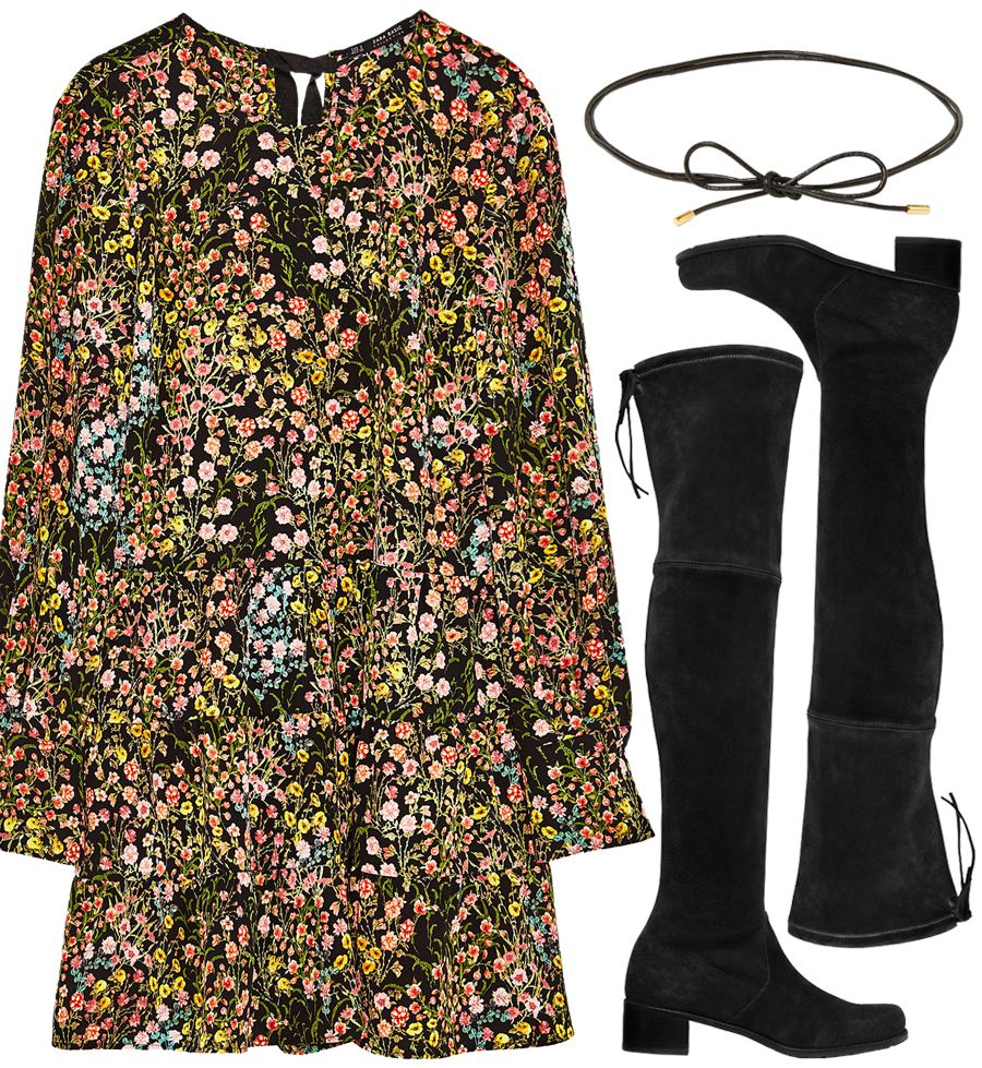What to Wear on a Date—For Every Personality - For the Bohemian Beauty from InStyle.com