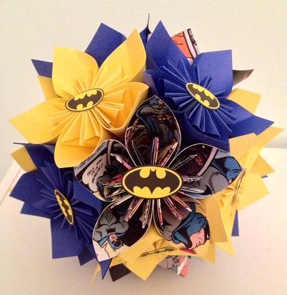 Probably the coolest bouquet, ever.