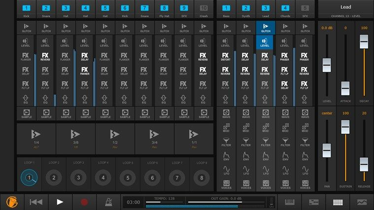 Fl studio groove is the app for music making on windows
