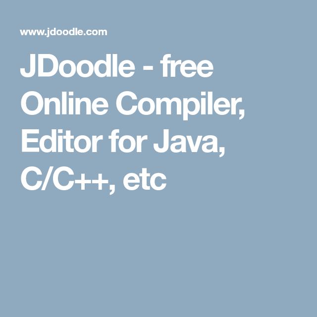 online compiler c++