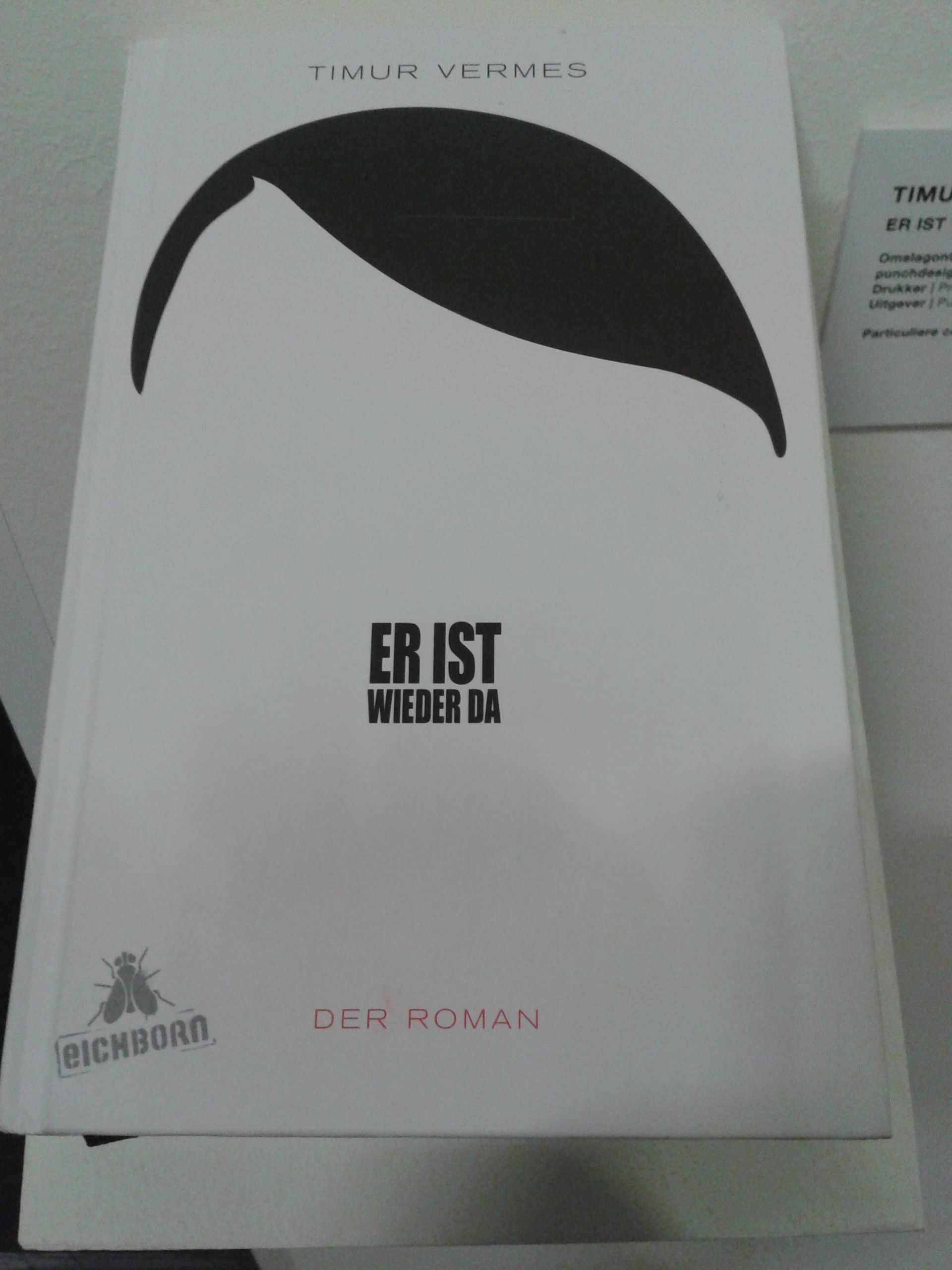 Er Ist Wieder Da book cover