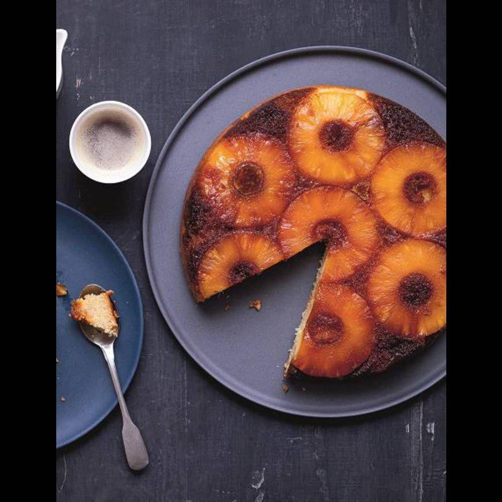 Gâteau renversé antillais à l'ananas