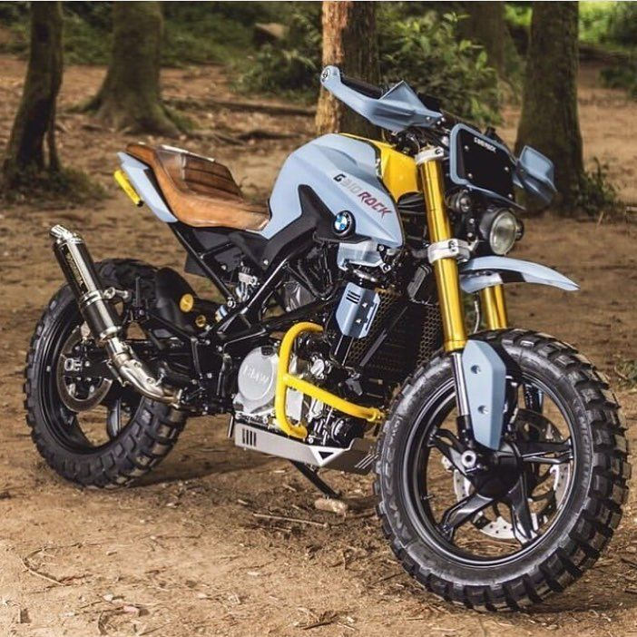 Bmw G310gs Custom Scrambler Motorcycle Rider Motorrad Heritage Bikelife Bmwcorsica Bmw Motorbikes Bobber Motorcycle Bmw Motorcycles