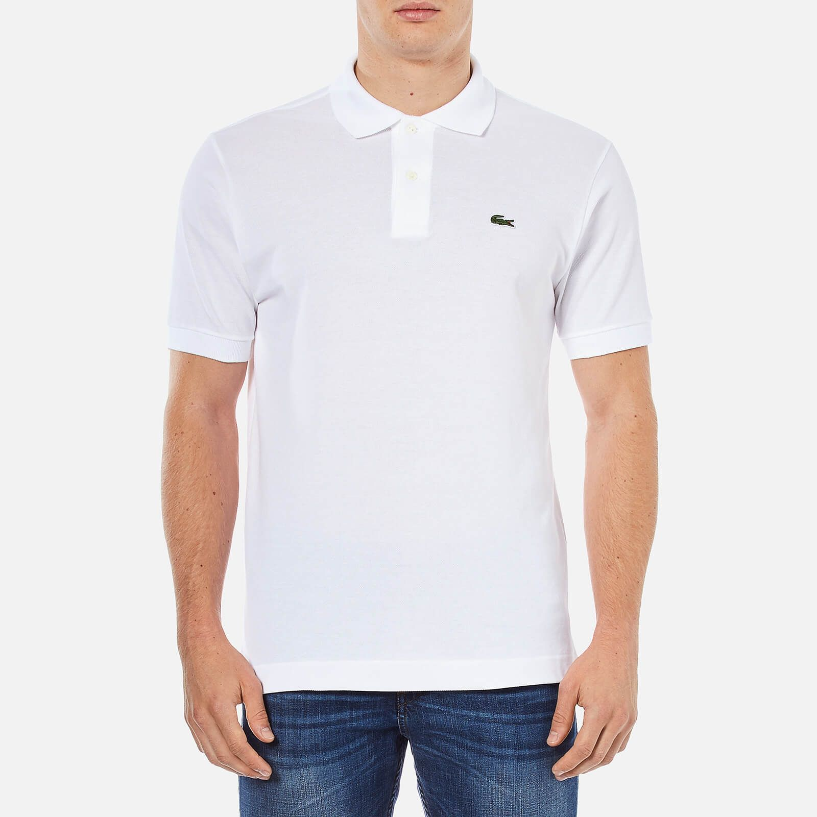Lacoste Men   Polo shirt white, Lacoste men, Polo shirt brands