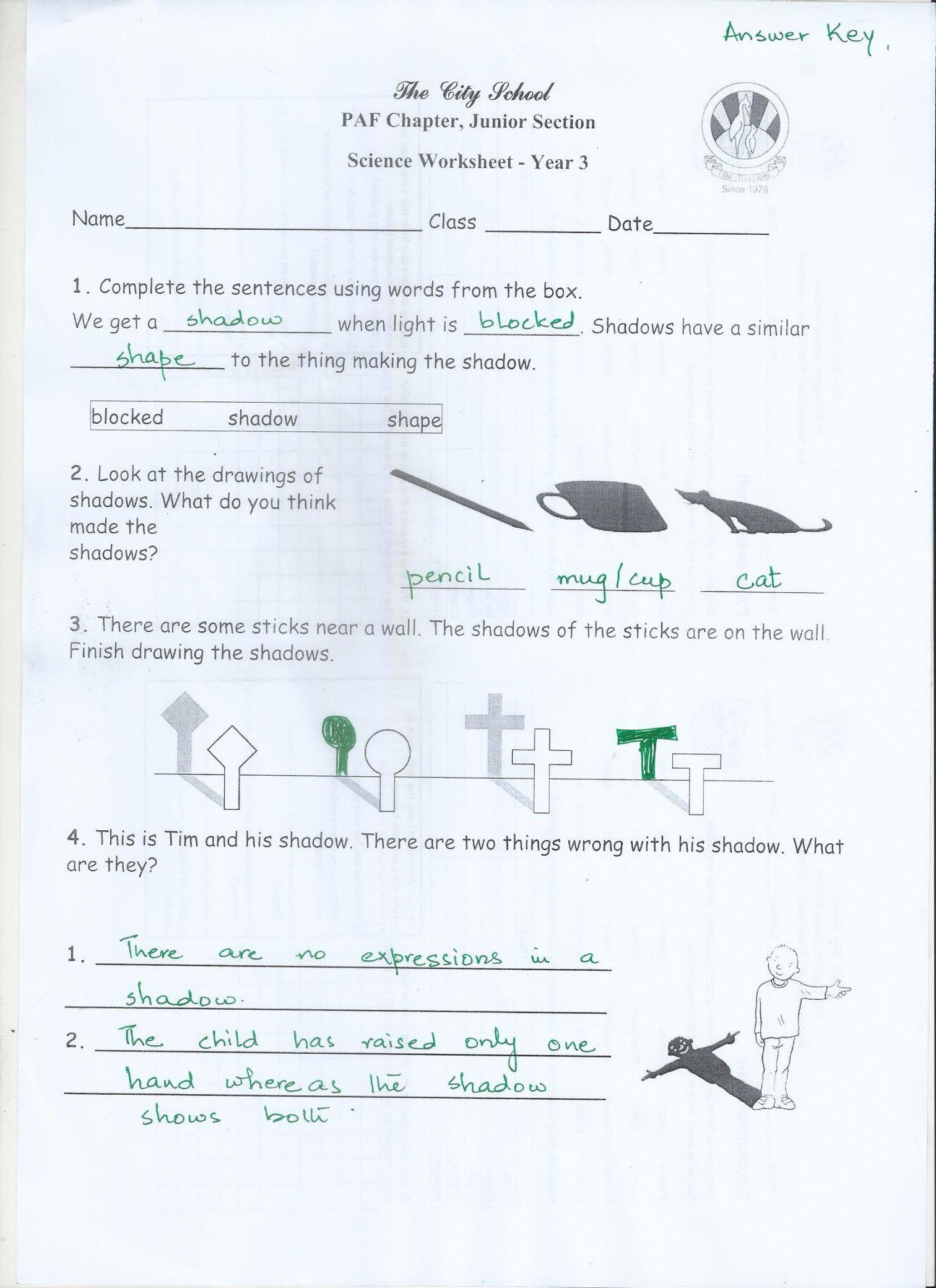 Science9 Junior Homework Learning