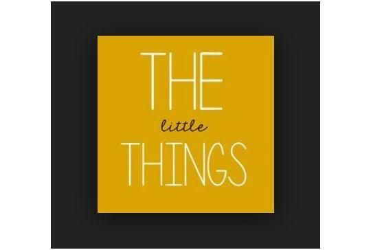 Friday Funday Inspiration - Be Thankful For the Little Thing #fridayfunday Friday Funday Inspiration - Be Thankful For the Little Thing