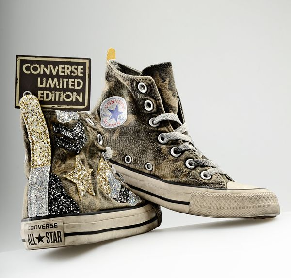 Converse Limited Edition Chuck Taylor All Star Hi Denim