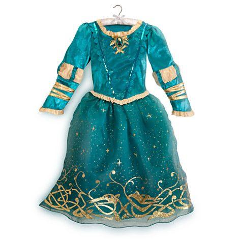 Merida Costume for Girls   Costumes & Costume Accessories   Disney Store