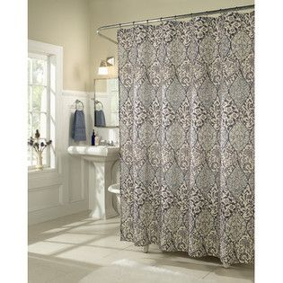 Shower Curtain Sears With Images Stylish Shower Curtain