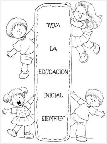 Semana De La Educacion Inicial Semana De La Educacion Dia De La