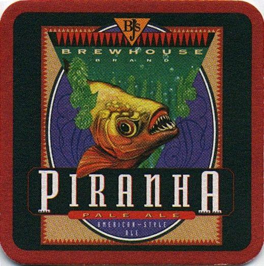 pale piranha