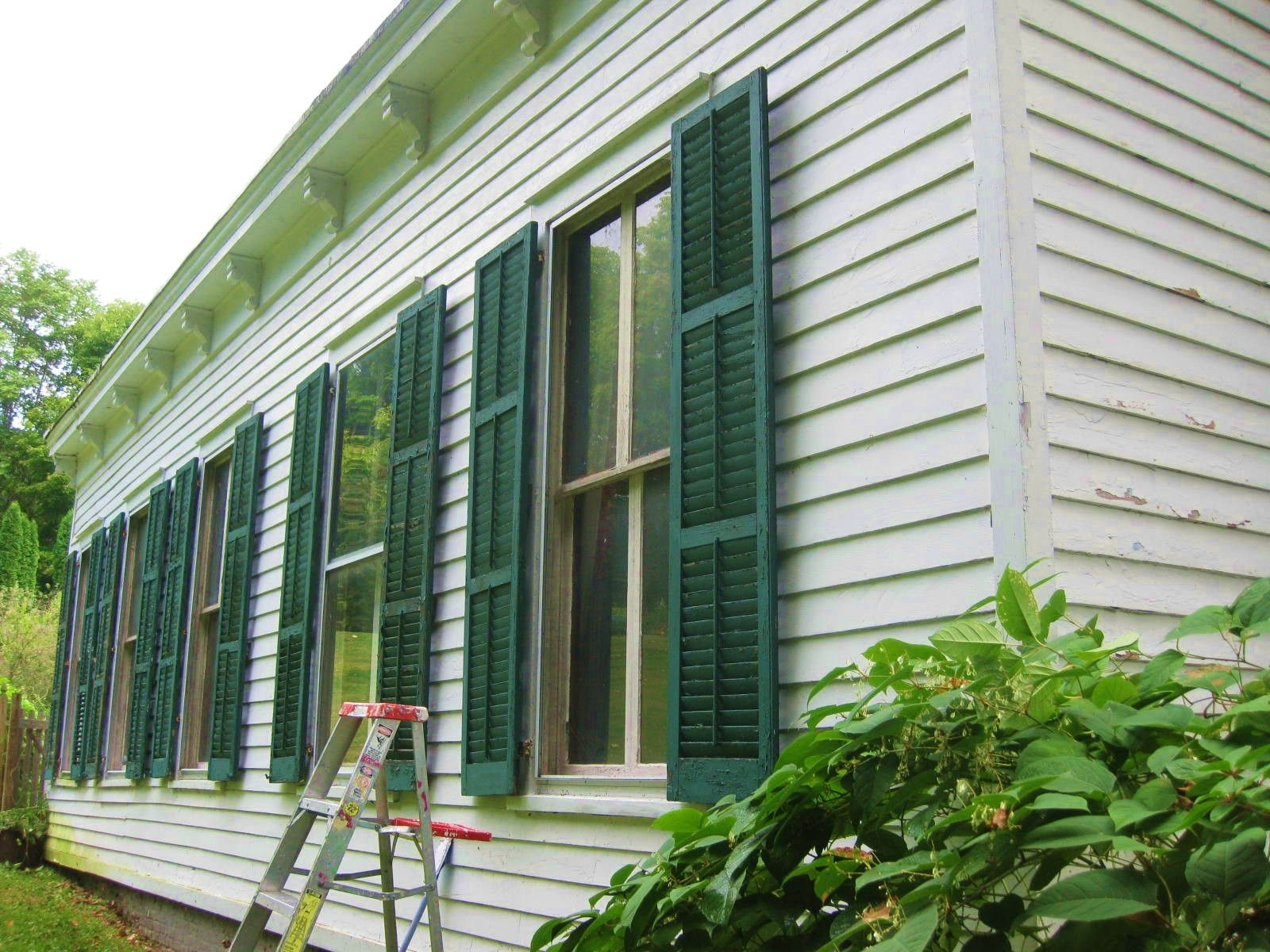 How to clean house windows - Cleaning Old Windows On Old Houses