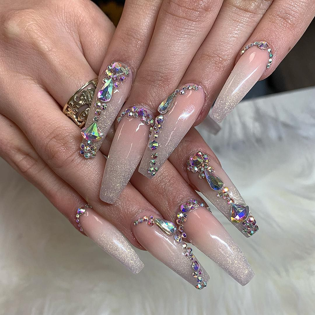 La Style Nails Spa On Instagram Done By Sophia Nails Nail