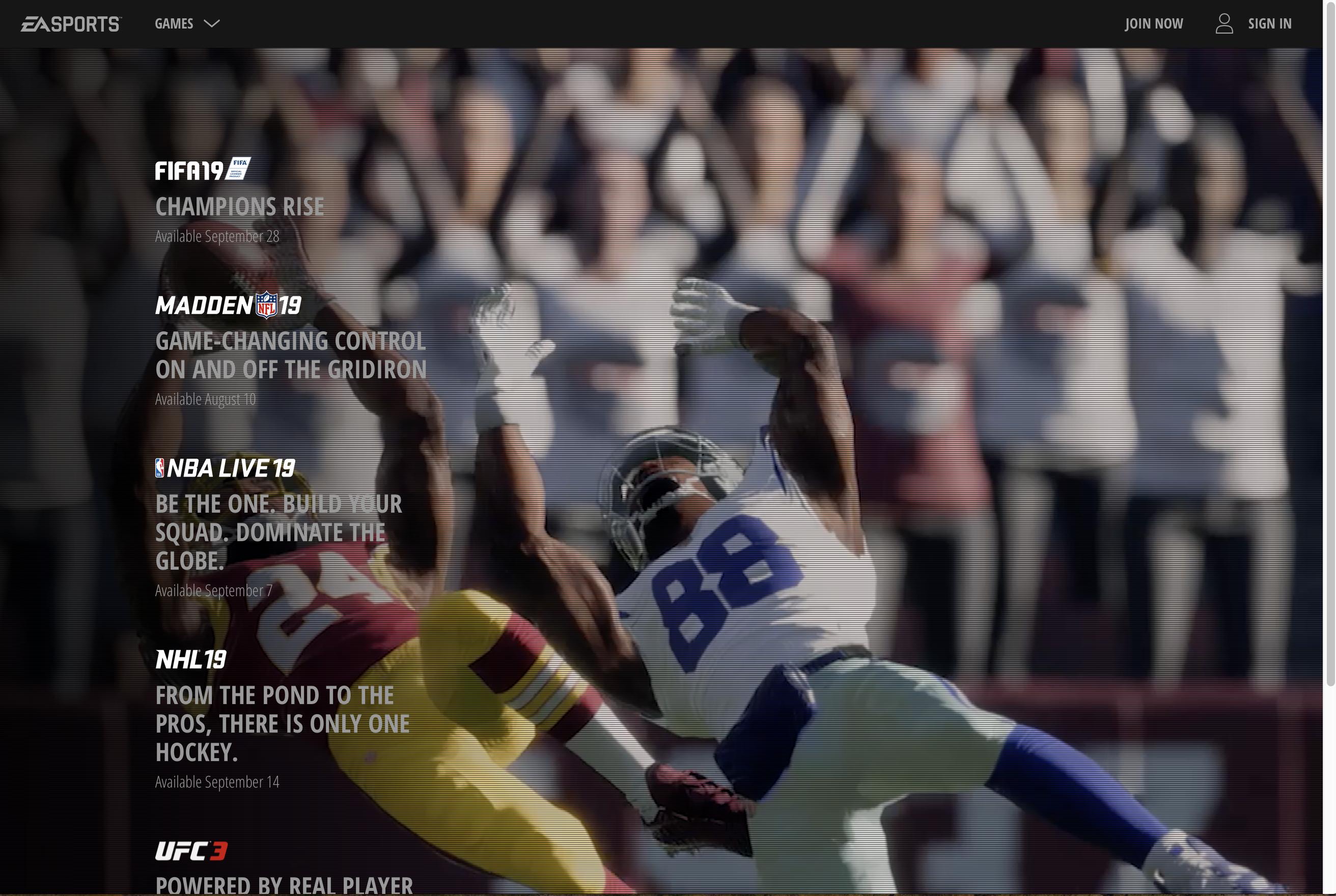 Ea Website Ufc sport, Sports video game, Ea sports