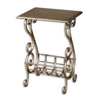 Sacksteders Interiors Accent Furniture Tables Magazine Table