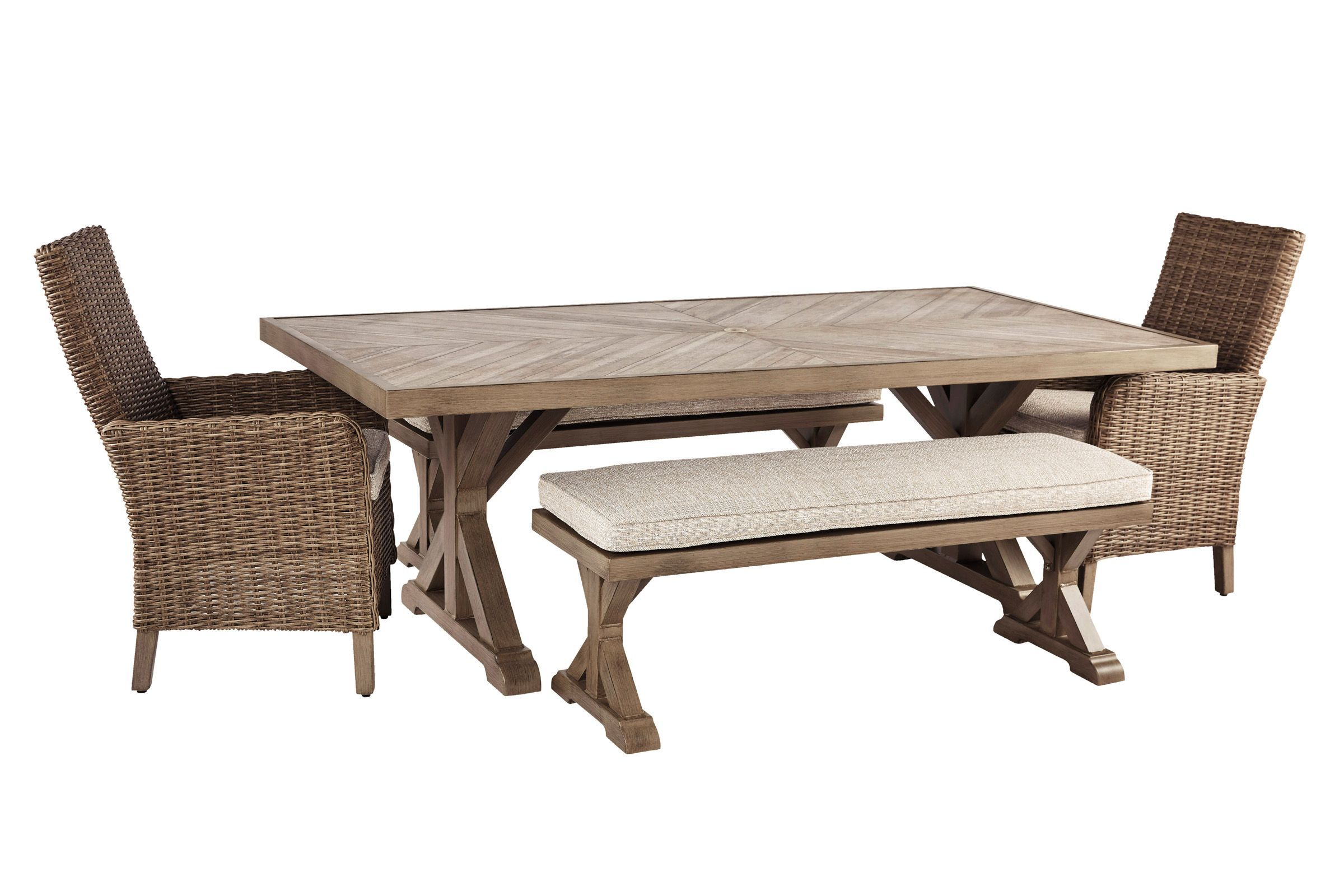 Beachcroft Dining Table By Ashley In 2020 Dining Table Dining
