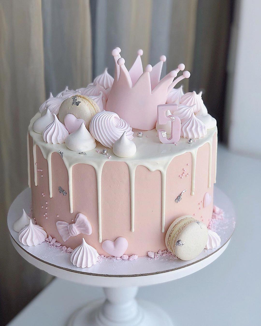 Pin On Einstockige Torte