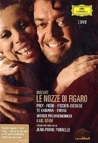 Save $13.18 on Mozart: Le Nozze di Figaro; only $26.80