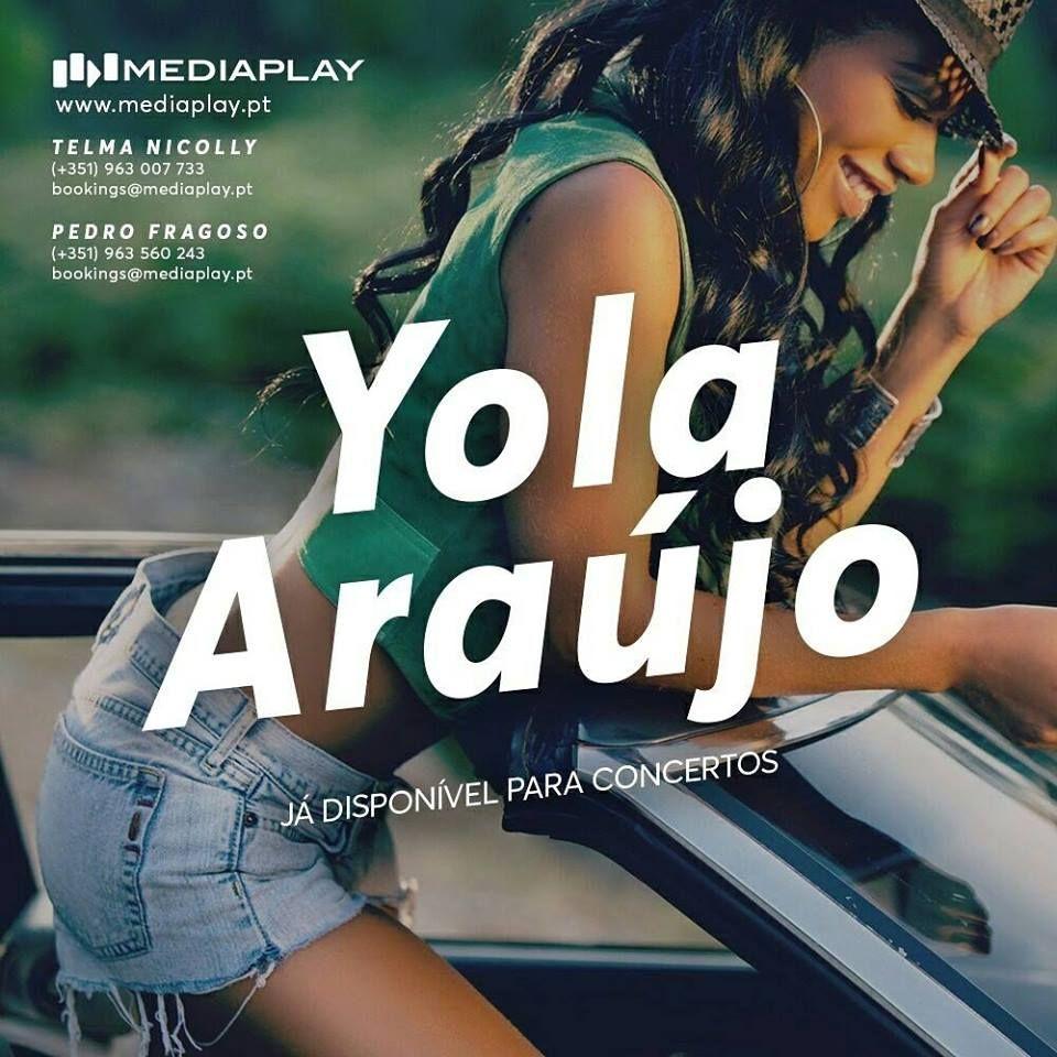 Yola Araújo prepara regresso aos palcos http://angorussia.com/cultura/musica/yola-araujo-prepara-regresso-aos-palcos/