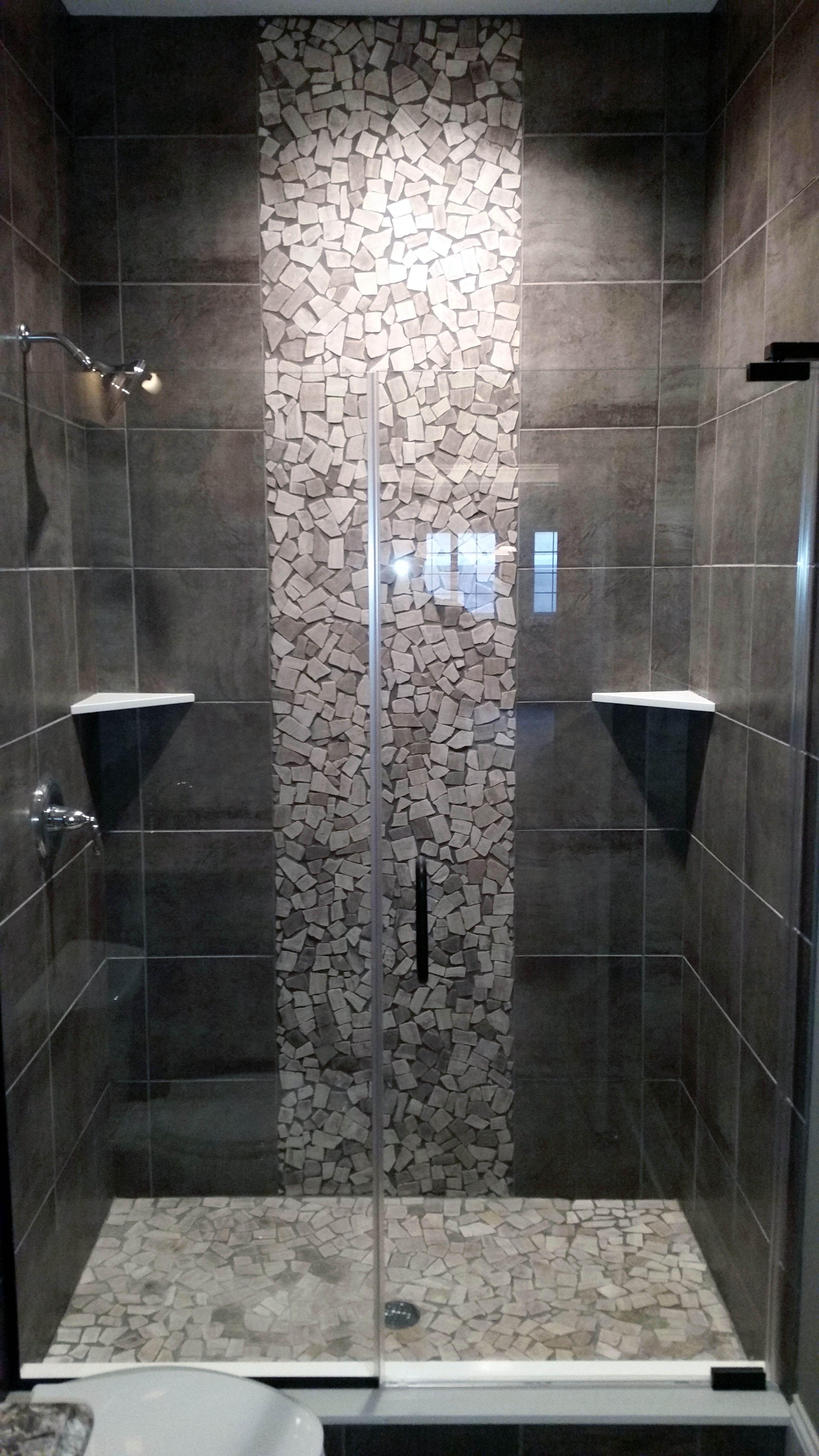 Fresh Simple Shower Tile Ideas On This Favorite Site Bathroom Remodel Shower Shower Remodel Small Bathroom Remodel