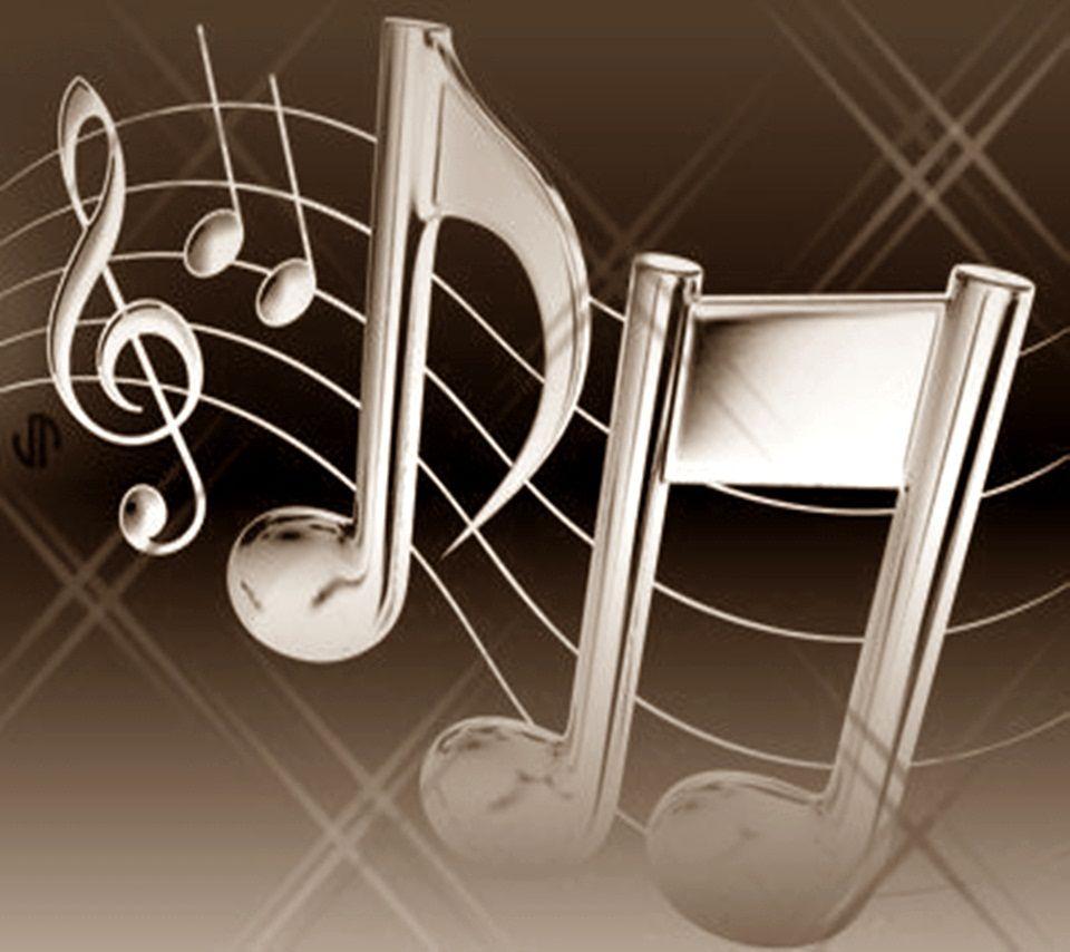 Music Note Music Wallpaper 3d Wallpaper Music Music Notes