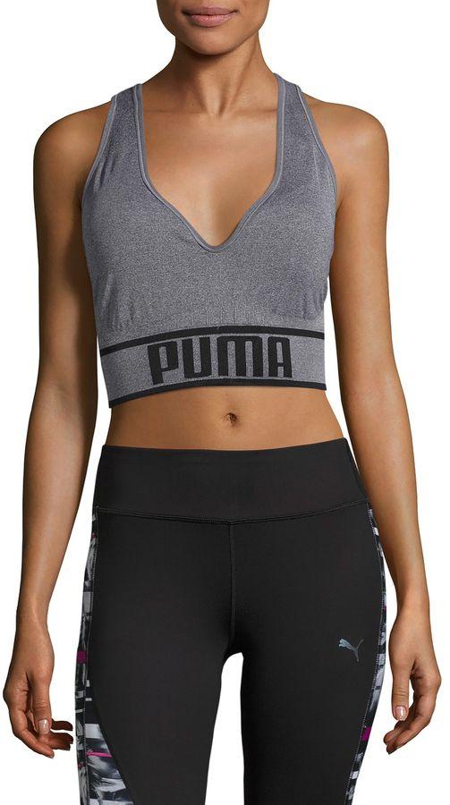 26f7a2edf3 Puma Women's Seamless Apex Light Support Bra   Products   Fashion ...
