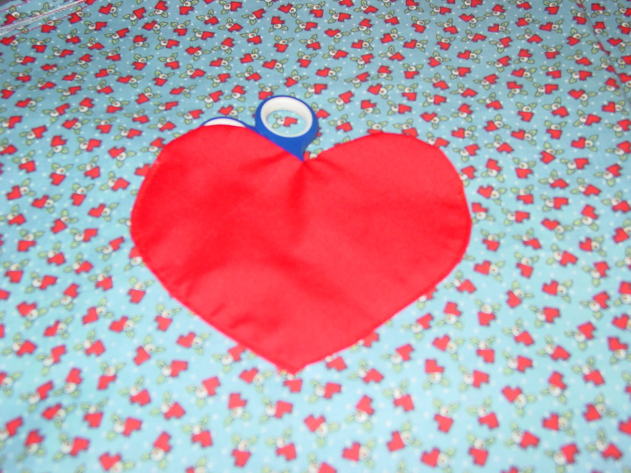 Aprons with Heart Pocket