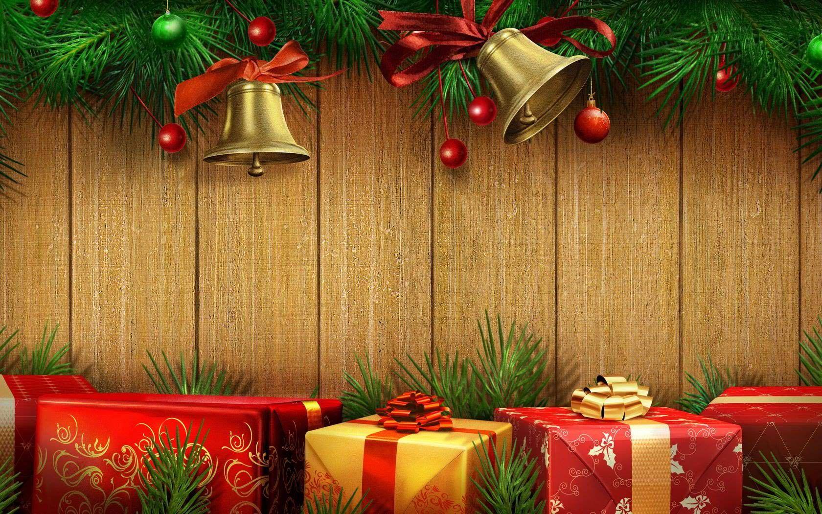 Merry Christmas Jingle Bells Wallpapers Hd Creative Merry