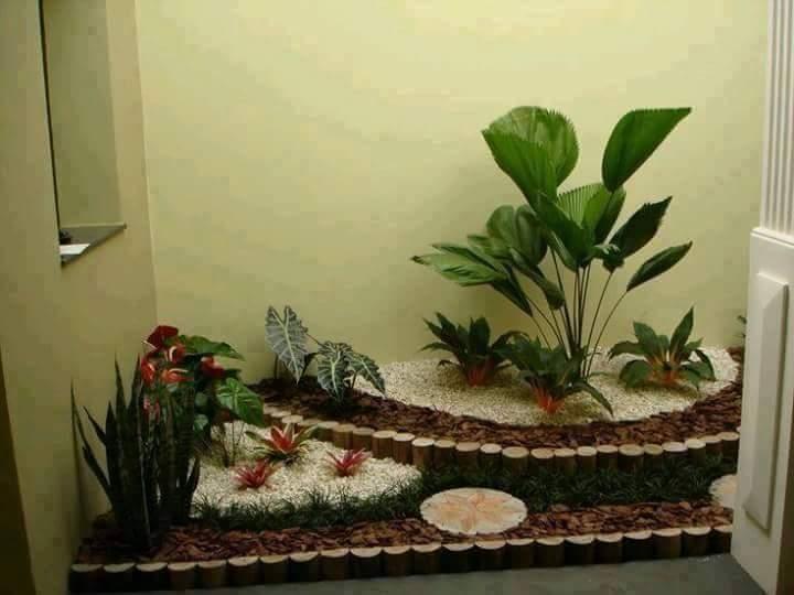 Dise o y decoraci n de jardines peque os jardines - Decoracion de jardines pequenos ...