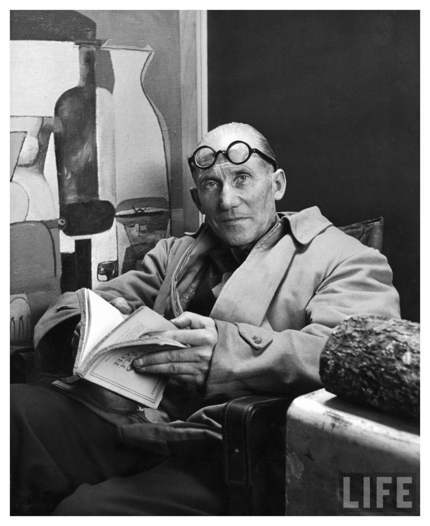An architect of style - Le Corbusier