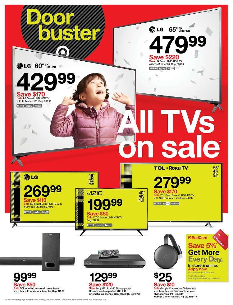 Weekly Deals In Stores Now Target Weekly Ad Black Friday Target Black Friday Ads Black Friday News