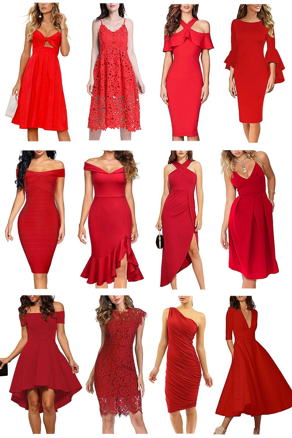 Pink And Red Valentines Day Dresses Under 50 Diary Of A Debutante Red Cocktail Dress Valentines Day Dresses Trendy Cocktail Dresses [ 1500 x 1000 Pixel ]