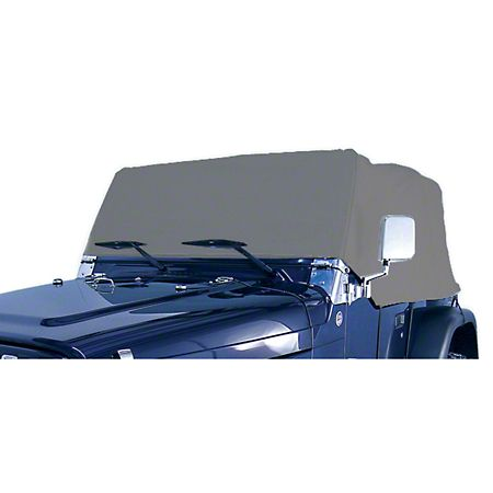 Rugged Ridge Three Layer Deluxe Cab Cover 87 06 Jeep Wrangler Yj Tj Rugged Ridge Jeep Jeep Wrangler Interior