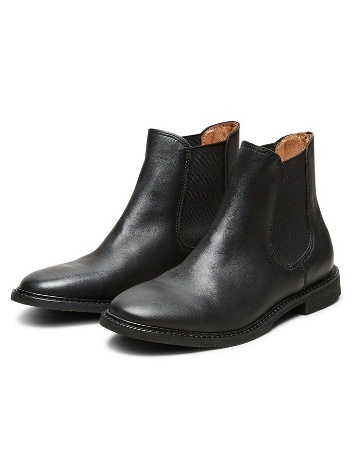 d1b7652a348a LEATHER CHELSEA - BOOTS