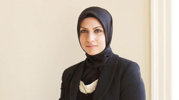 Raffia Arshad, First Women Hijabi Court Judge in UK