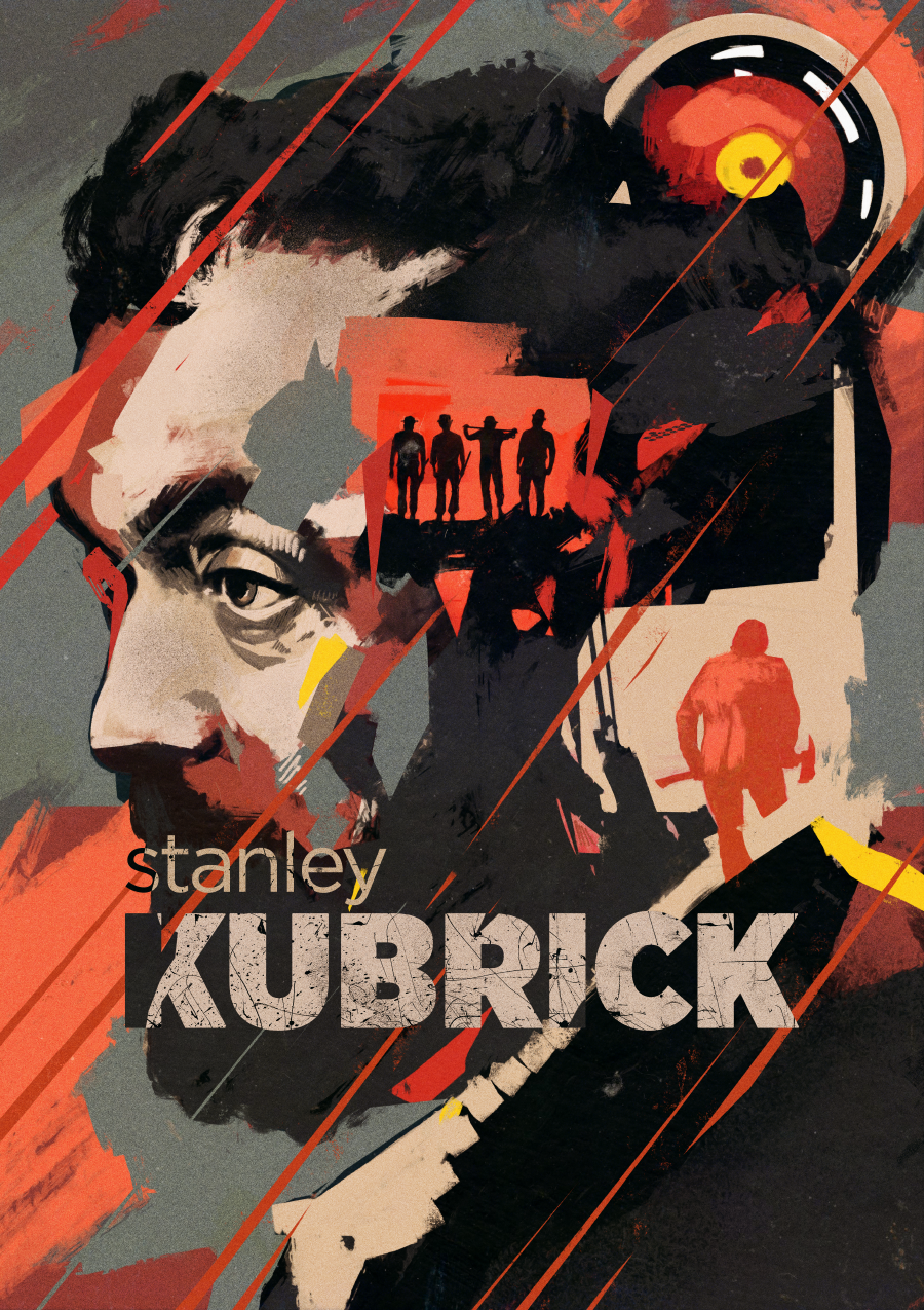 movie poster art stanley kubrick