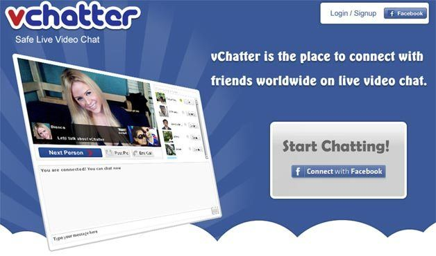 Flingster (With images) Video chat app, Video chat sites