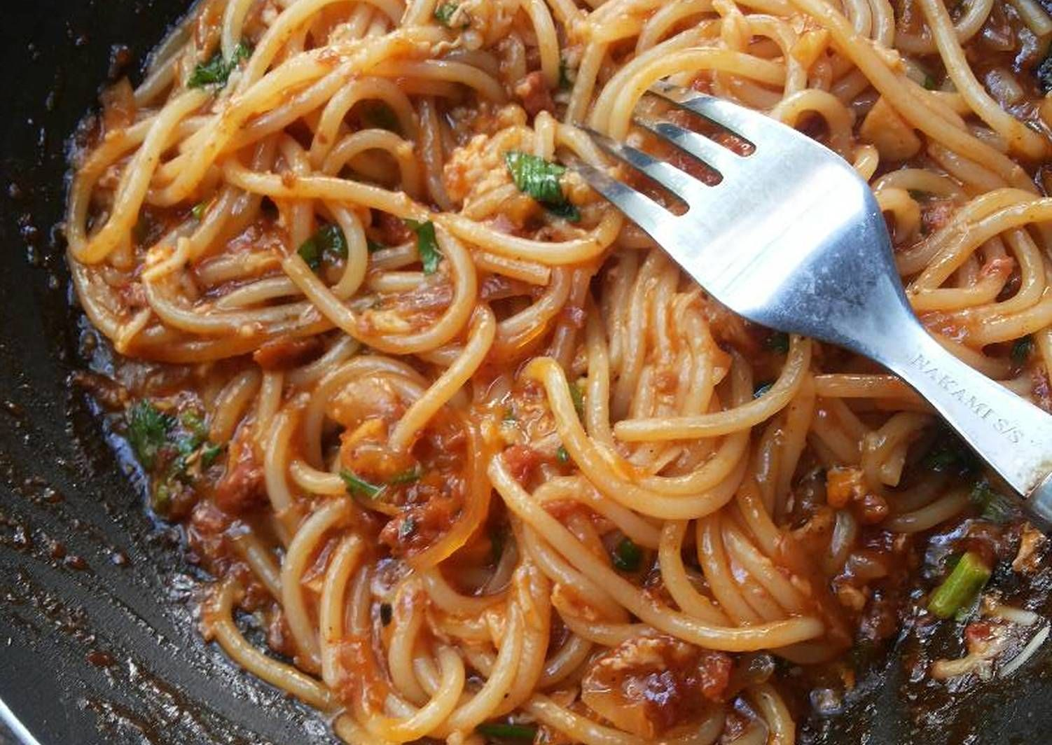 Resep Spaghetti Bolognese Oleh You Can Do It Kitchen Resep Resep Resep Masakan Makanan