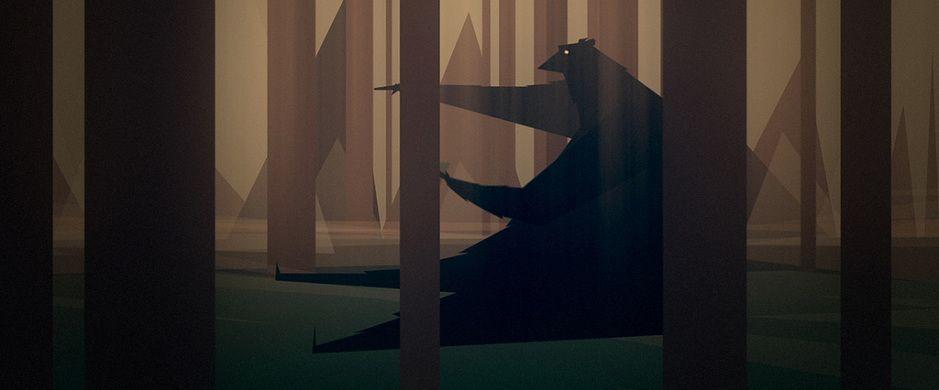 Between Bears - Eran Hilleli