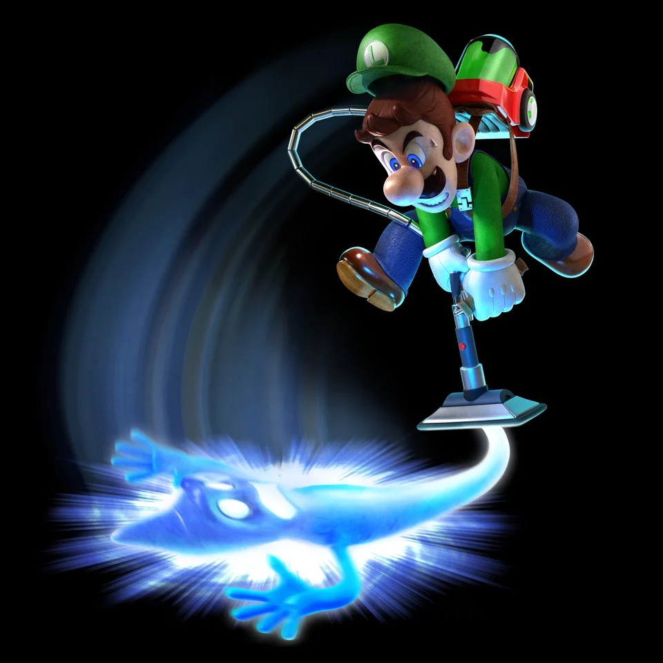 Gallery Luigi S Mansion 3 Artwork Appears Out Of The
