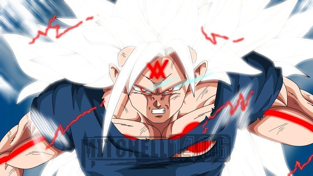 Omni Super Saiyan 3 Goku By Mitchell1406 Anime Dragon Ball Super Dragon Ball Super Manga Anime Dragon Ball